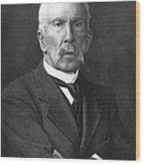 Charles R. Richet (1850-1935) Wood Print