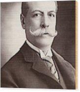 Charles Yerkes (1837-1905) Wood Print