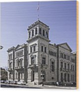 Charleston Post Office And Courthouse Wood Print