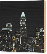 Charlotte Night Cnp Wood Print
