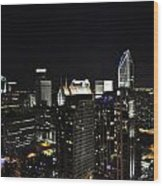 Charlotte Night Magic 2 Cnm2 P Wood Print
