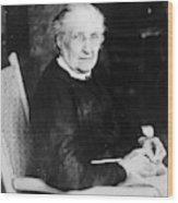Charlotte Woodward Pierce (c1830-1921) Wood Print