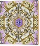 Charming Intuition Wood Print by Derek Gedney