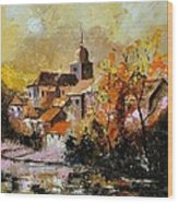 Chassepierre 6741 Wood Print