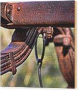 Chassis I Wood Print