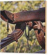 Chassis II Wood Print