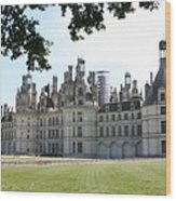 Chateau Chambord - France Wood Print