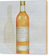 Chateau D Yquem Wood Print by Lincoln Seligman