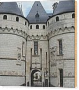 Chateau De Chaumont - France Wood Print