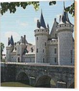 Chateau De Sully-sur-loire Wood Print