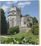 Chateauneuf-sur-loire Wood Print
