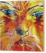 Chatou  Wood Print
