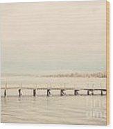 Chautauqua Lake Wood Print
