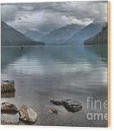 Cheakamus Lake - Squamish British Columbia Wood Print