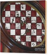 Checkmate Wood Print