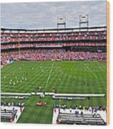Chelsea Vs Manchester City At Busch Wood Print