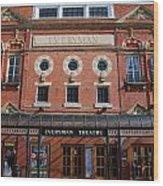 Cheltenham Theatre Wood Print