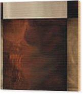 Chessboard Wood Print