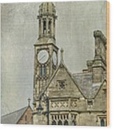 Chester England Wood Print