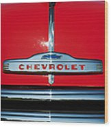 Chevrolet 3100 1953 Pickup Wood Print by Tim Gainey