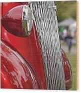 Chevrolet Pickup Wood Print