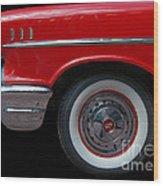 Chevy Bel Air - Sf Wood Print