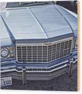 Chevy Caprice  Wood Print