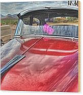 Chevy Classic Wood Print