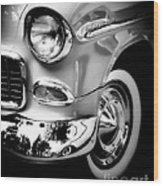 Chevy Lines Wood Print
