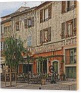 Chez Luigi St Remey France Dsc02408  Wood Print