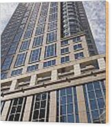 Chifley Tower Officce Building In Sydney Wood Print
