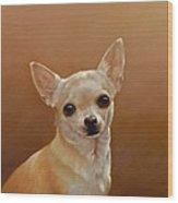 Chihuahua I Wood Print