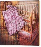 Children - It's A Girl Wood Print