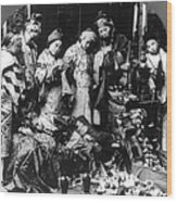 China: Ceremony, C1919 Wood Print