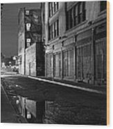 Chinatown New York City - Forsythe Street Wood Print