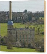 Chipping Norton Bliss Mill Wood Print