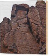 Chiricahua National Park - Wonderland Of Rocks009 Wood Print