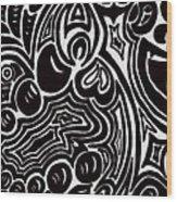 Chorus Wood Print