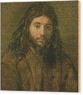 Christ, C.1656 Wood Print