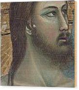 Christ Wood Print
