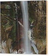 Christine Falls Wood Print