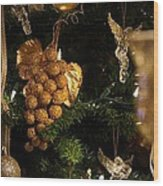 Christmas Season Wood Print by Thomas Fouch