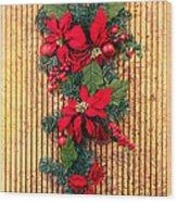 Christmas Wall Hanging Wood Print