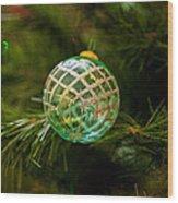 Christmas Wish Wood Print