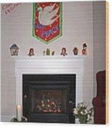 Christmas Wishes Wood Print