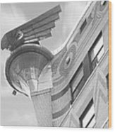 Chrysler Building 4 Wood Print
