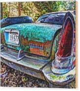 Chrysler Saratoga #1 Wood Print