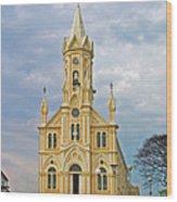 Church, Brazil Wood Print