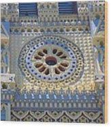 Church - Eglise De Sainte Anne - Ile De La Reunion - Reunion Island Wood Print by Francoise Leandre