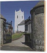 Church If Ireland Wood Print